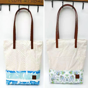 New! PREORDER Storehouse Flats Canvas Tote - 2 Options!