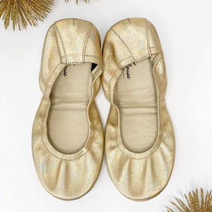 New! PREORDER The Storehouse Flats - Golden Rainbow