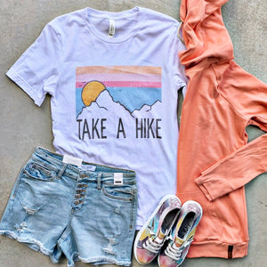 New! Take A Hike Tee