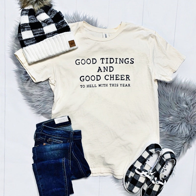 Good Tidings Tee