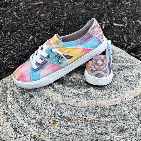 Blowfish Desert Sky Tie Dye Fruit Sneaker
