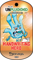 26 - Handwriting Hero