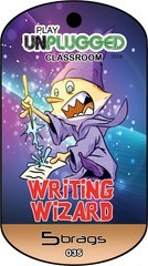 35 - Writing Wizard
