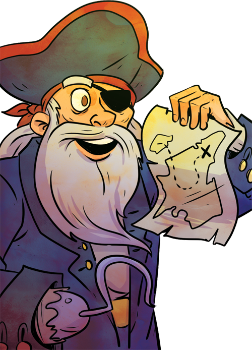 49 - The Treasure Hunter
