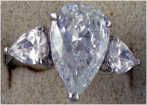 R0035 9CT TW CZ 5CT PR CENTER 2CT PR  EACH SIDE