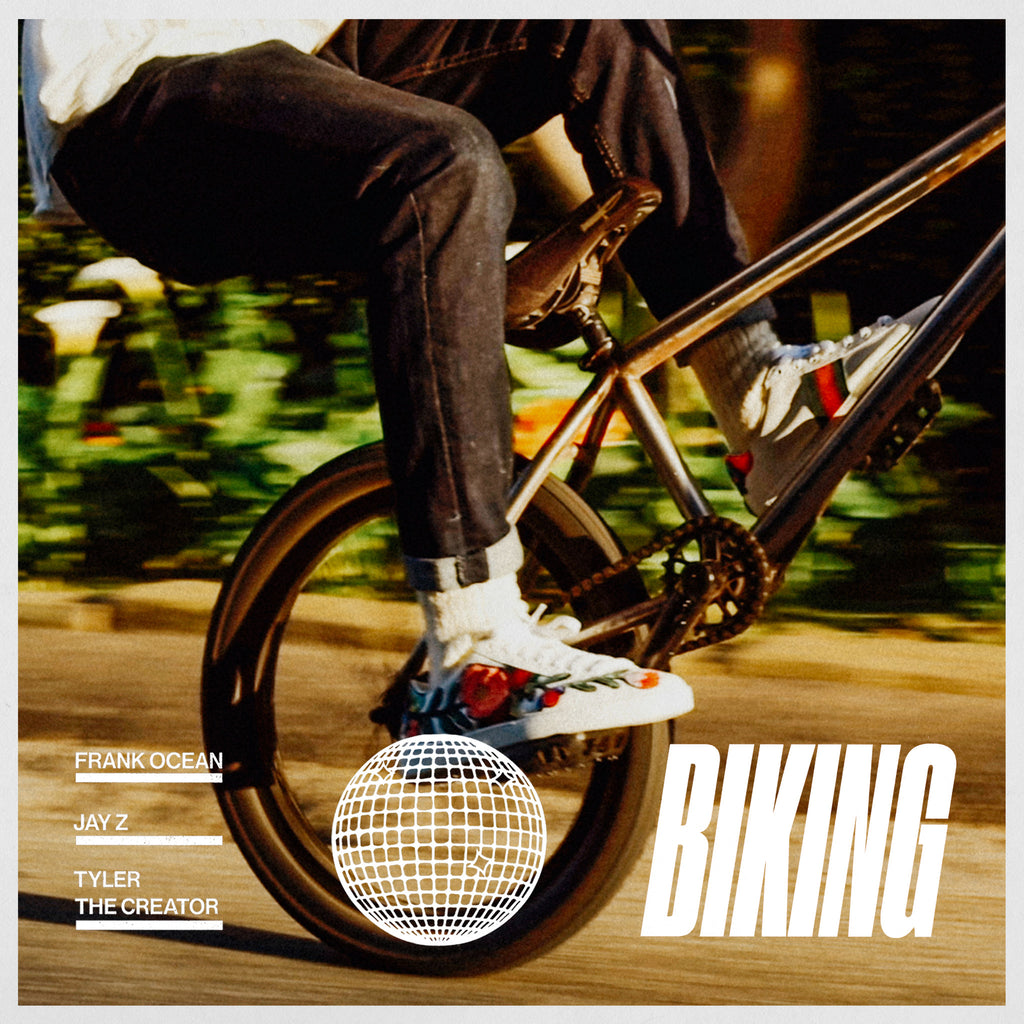 Listen to Frank Ocean - Biking