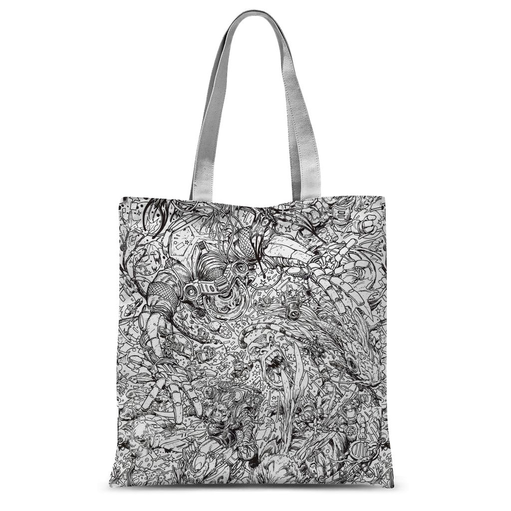 Couchdoodles Tote Bag