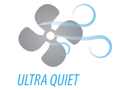 Ultra Quiet Fan