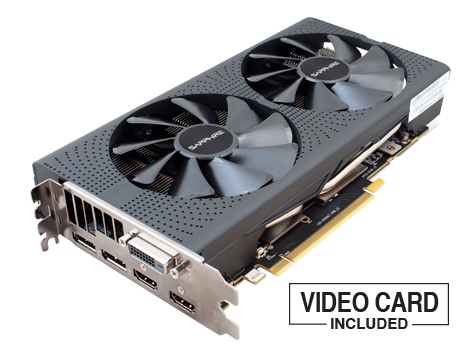 Radeon RX 580 Video Card