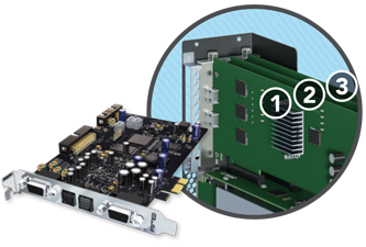 Thunderbolt Expansion Systems for PCIe Cards