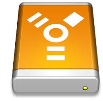 FireWire Hard Drive Icon