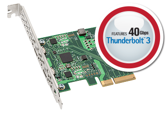 Thunderbolt 3 Upgrade Card