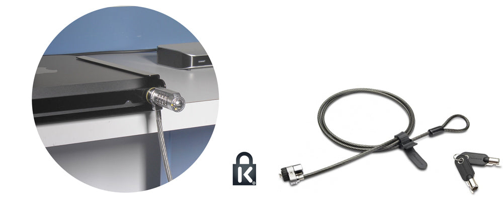 MacCuff mini Kensington Lock Option