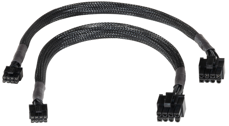 2019 Mac Pro Auxiliary Power Cables