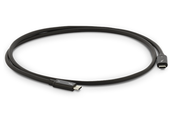 Thunderbolt 3 Cable (40Gbps; 0.7-meter)