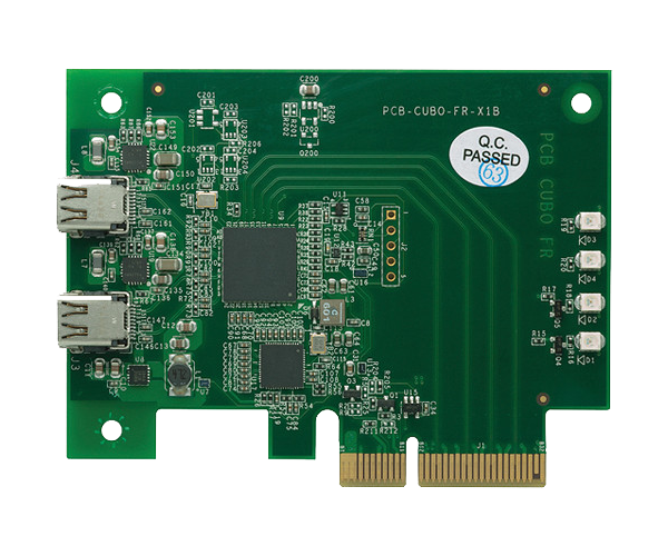 Thunderbolt 2 Upgrade Card (for xMac mini Server 1G)