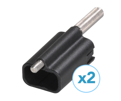 ThunderLok 3 (Thunderbolt 3 Connector Retainer Lock; 2 Pack)