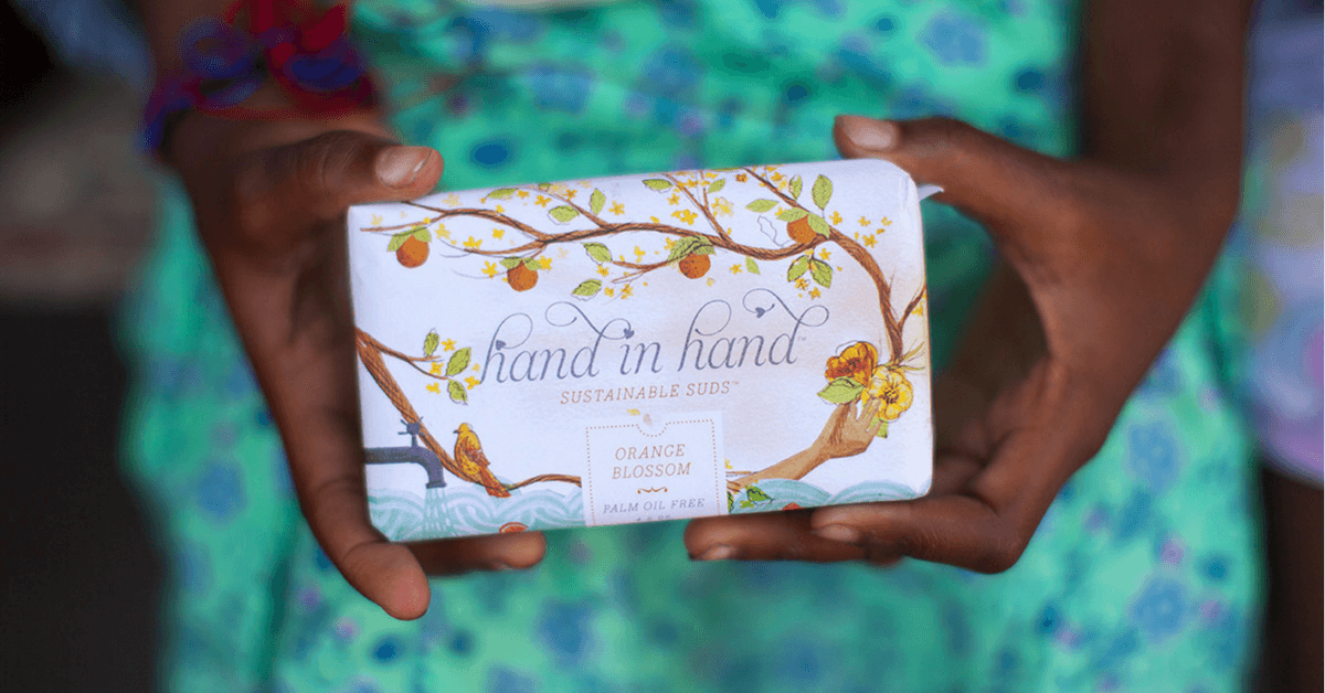 Weekly Profile: Hand in Hand Soap