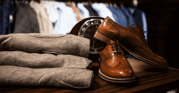 How to Lace a Dress Shoe