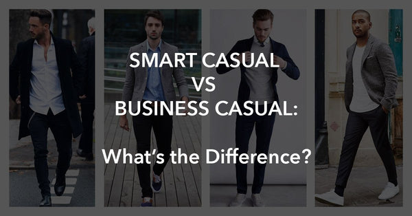 b6ff4c9094f Smart Casual vs Business Casual Attire for Men  What s the Difference  -  Society Socks