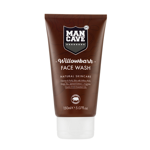 Willow Bark Face Wash