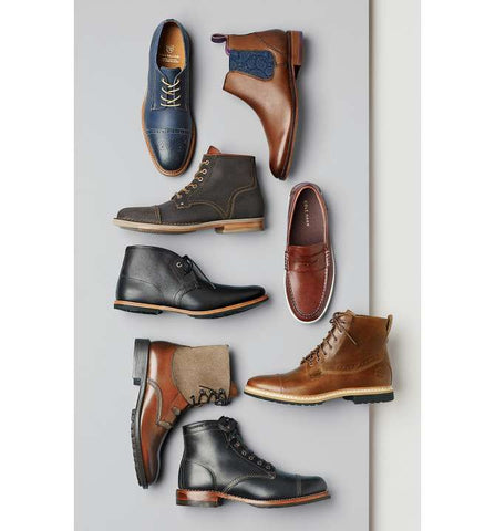 Men's Fall Fashion : Chelsea Boots