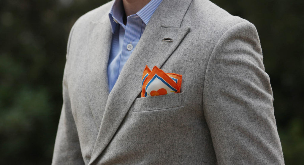 How To Match Your Pocket Square Color Guide Basic Rules With