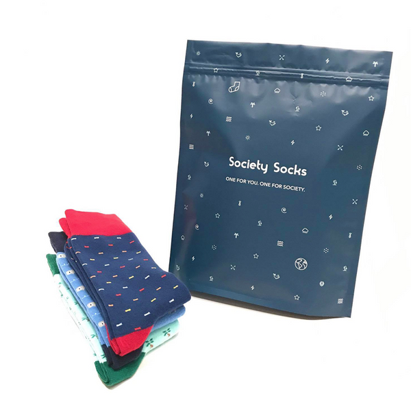 Society Socks Gift Package
