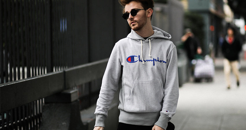Men's Champion Sweater
