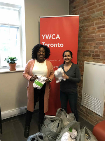YWCA Sock Donation