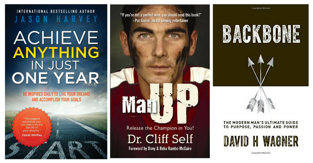 Best self help books for men