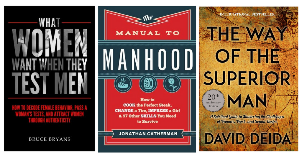 Best self improvement books for men