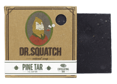 Dr Squatch Soap Bar
