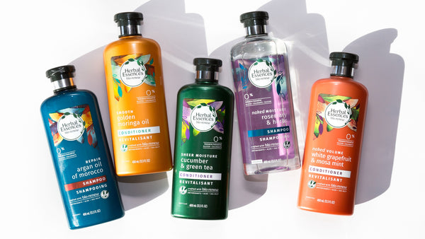 P&G Herbal Essences