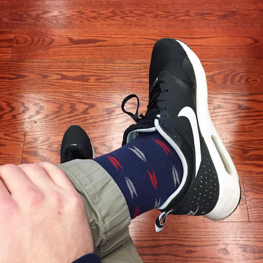 Socks With Sneakers