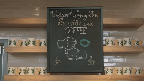 Starbucks Sign of the Week