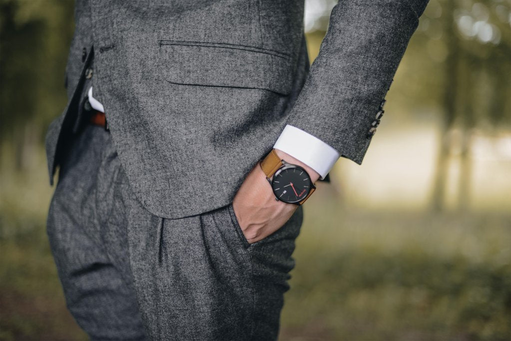 charcoal grey suit shirt and tie combinations and style