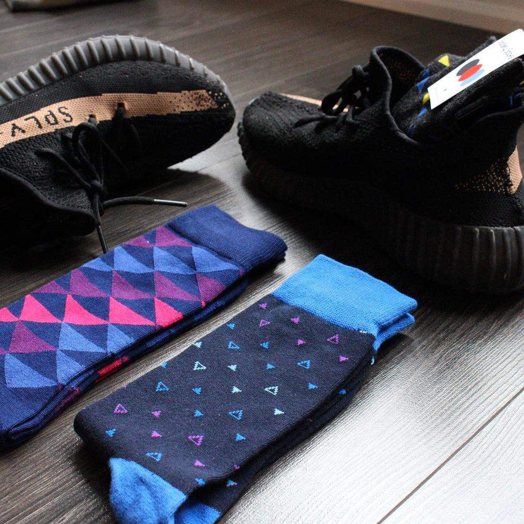 What Socks to Wear with Sneakers