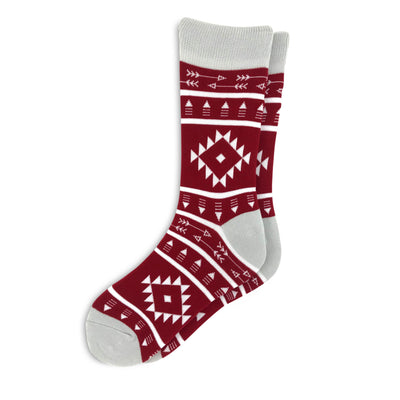 Women's Aztec Socks