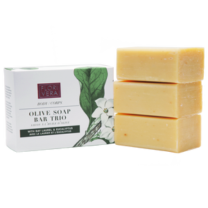 Face and Body Soaps