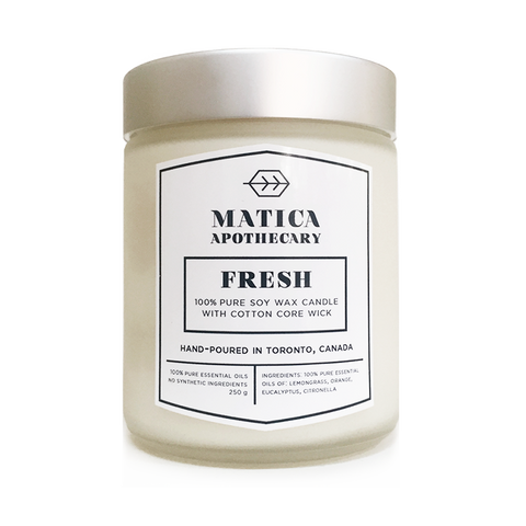 Fresh Soy Wax Candle