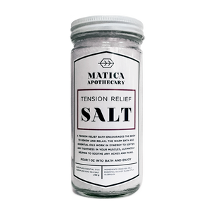 Dead Sea Salt Tension Relief