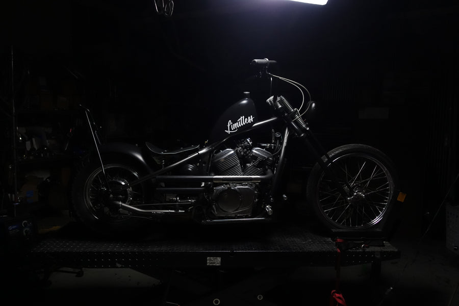 AMAZING Honda Shadow Build - FULL VIDEO