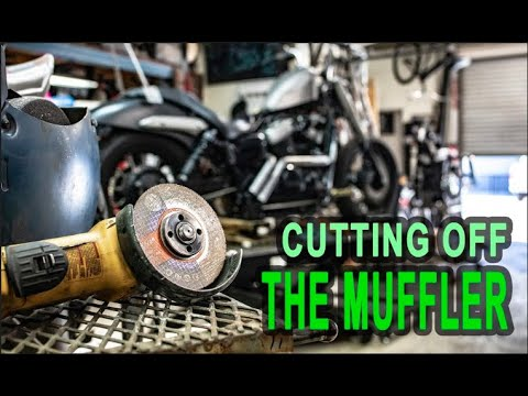 Should I Cut the Muffler off my Honda Shadow?