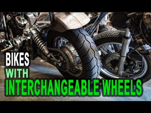 Can I Swap Wheels on My Honda Shadow?