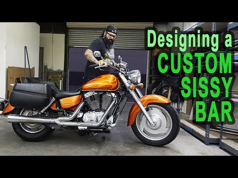 How to Make a Custom Sissy Bar