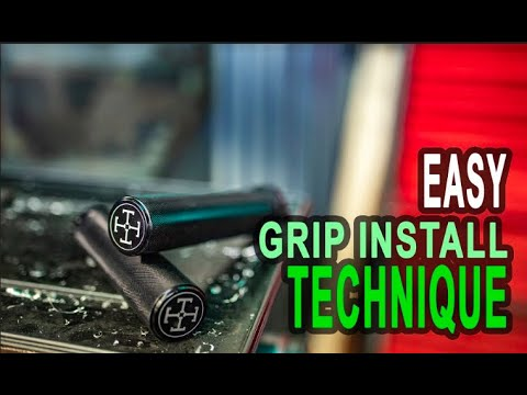 How to Easily Remove Old Grips from Your Honda Shadow Bobber