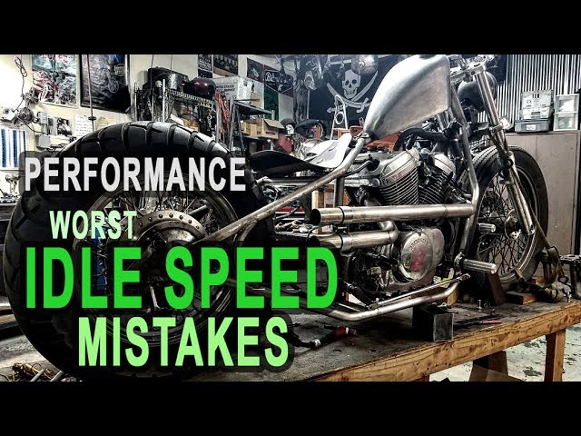 4-Stroke Engine Basics and Top Idling Mistakes – Honda Shadow Performance Tips