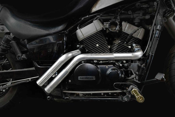 TJ Brutal Customs Backdraft Exhaust