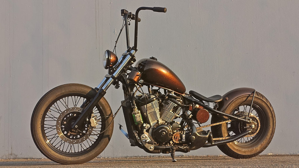 10 Bobber Mods For The Honda Shadow Tj Brutal Customs